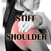 b-stiff shoulder
