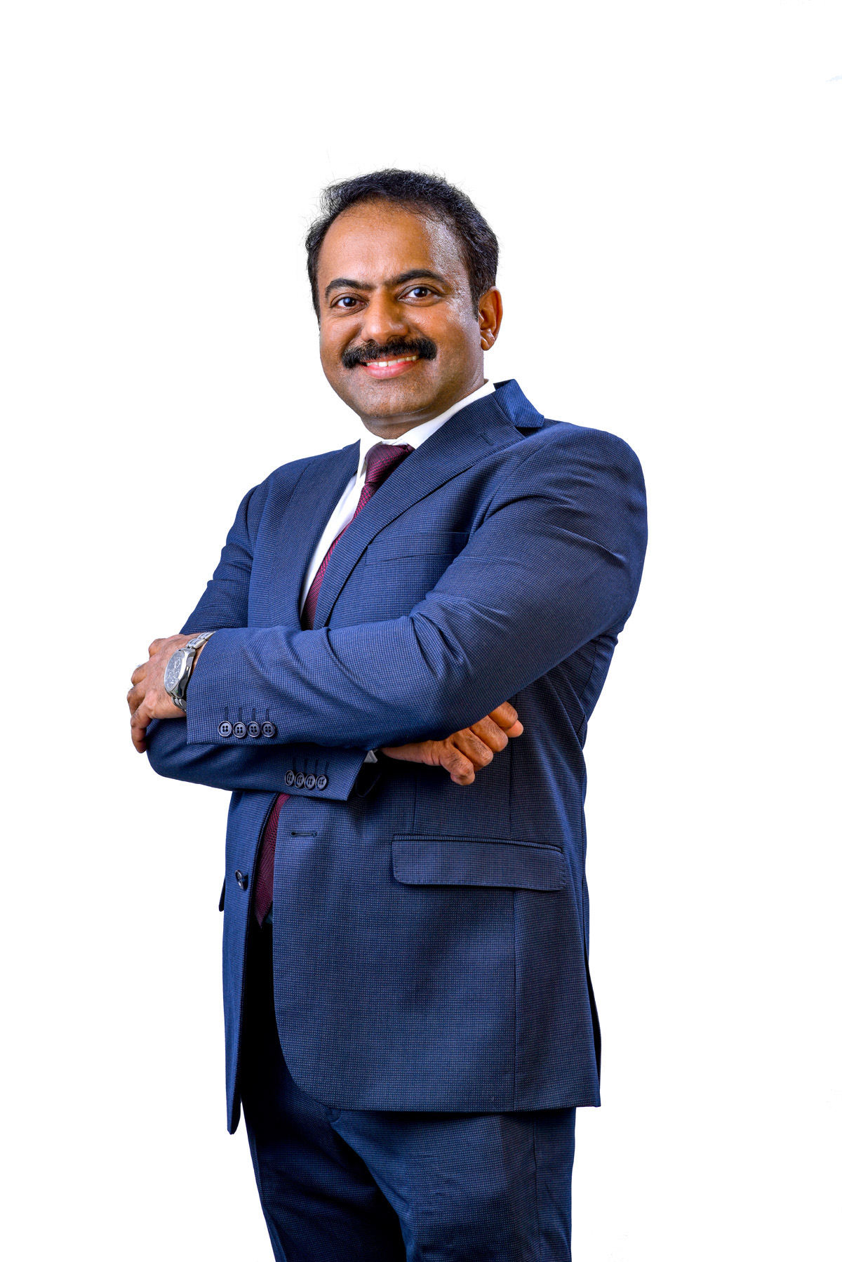Prof Dr Sujit Jos, Head of Orthopedics, MOSC Hospital and Medical College, Ernakulam