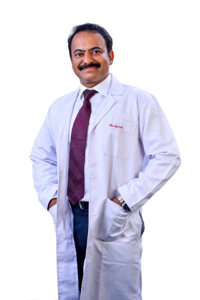 Dr Sujit Jos, Joint Replacement and Sports medicine